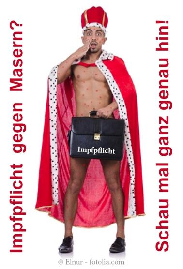 impfkritik.de - Impfpflicht? Warum der Masern-Kaiser keine Kleider anhat