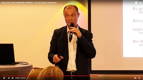 Dr Med Klaus Hartmann